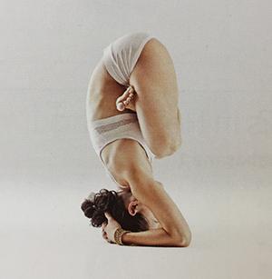 yoga dergisi  urdhva padmasana